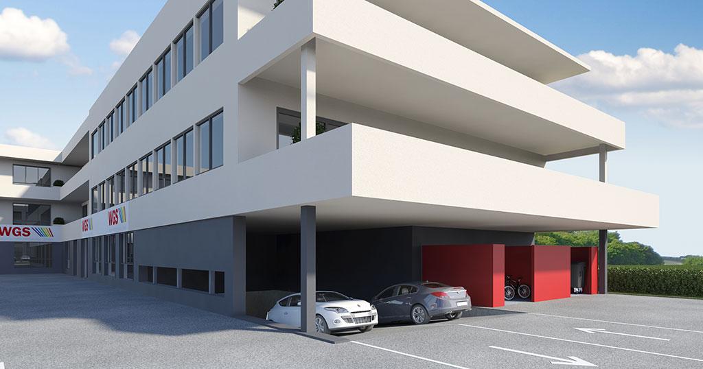 Büroflächen und Gewerbeimmobilien in Leonding