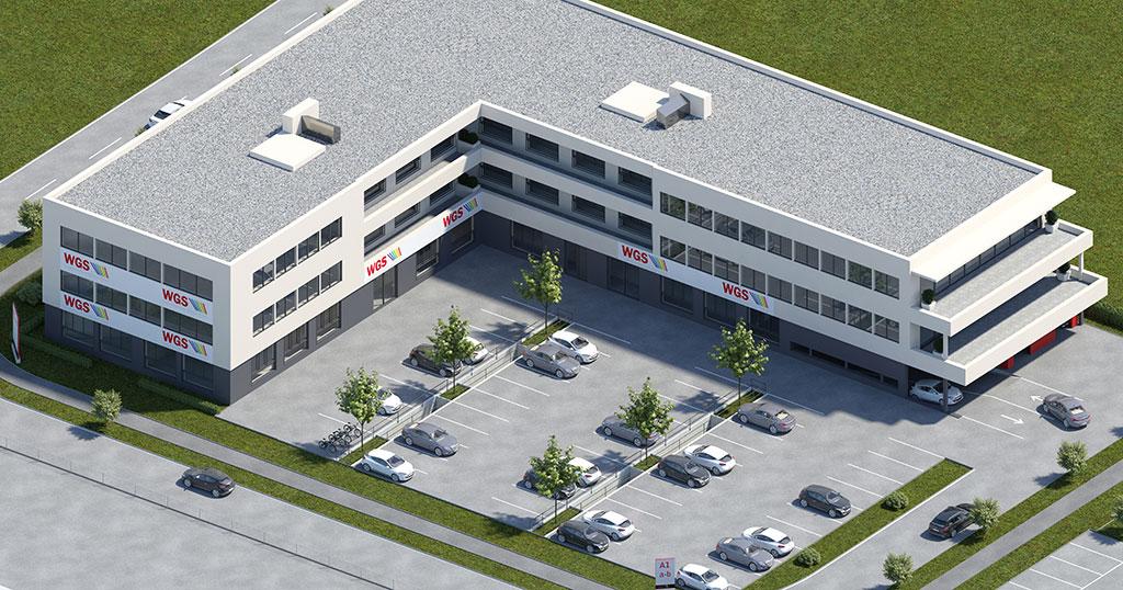 Büro- und Gewerbeflächen in Leonding